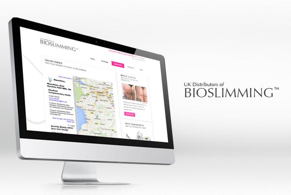 Bioslimming Website