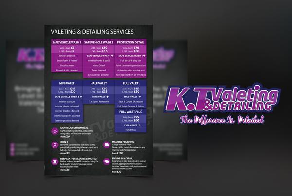 KT Valeting & Detailing